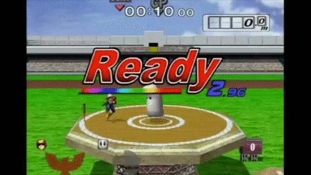 Smash Bros Player Is Still Beating World Records In Melee's Home Run Contest