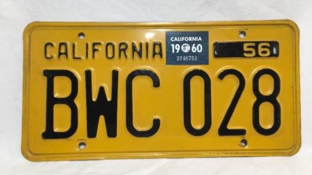 The Quest for Sequential License Plates