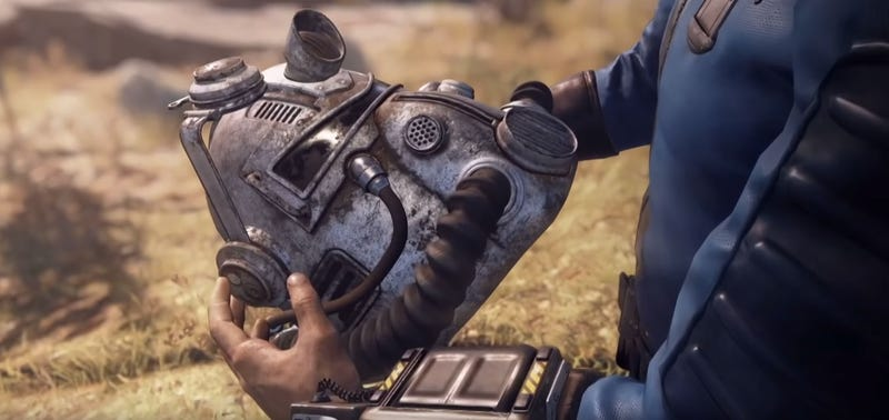 Illustration for article titled Bethesda Confirms Fallout 76 Is An Online Survival RPG