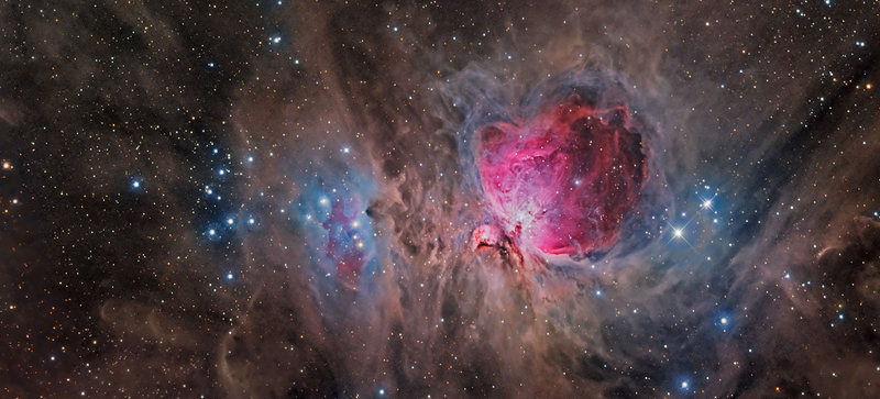 Illustration for article titled Tour the Orion Nebula in This Gorgeous Image