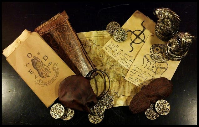 Summon Old Ones with these painstakingly crafted HP ...