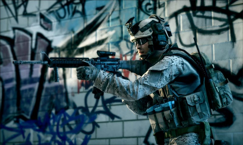 Illustration for article titled Battlefield 3 At TGS, What a Difference a Month Makes