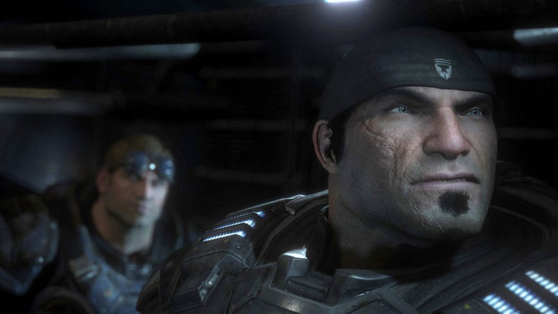 Illustration for article titled Gears of War: Ultimate Edition Update Tries To Fix The Gnasher's Bullshit