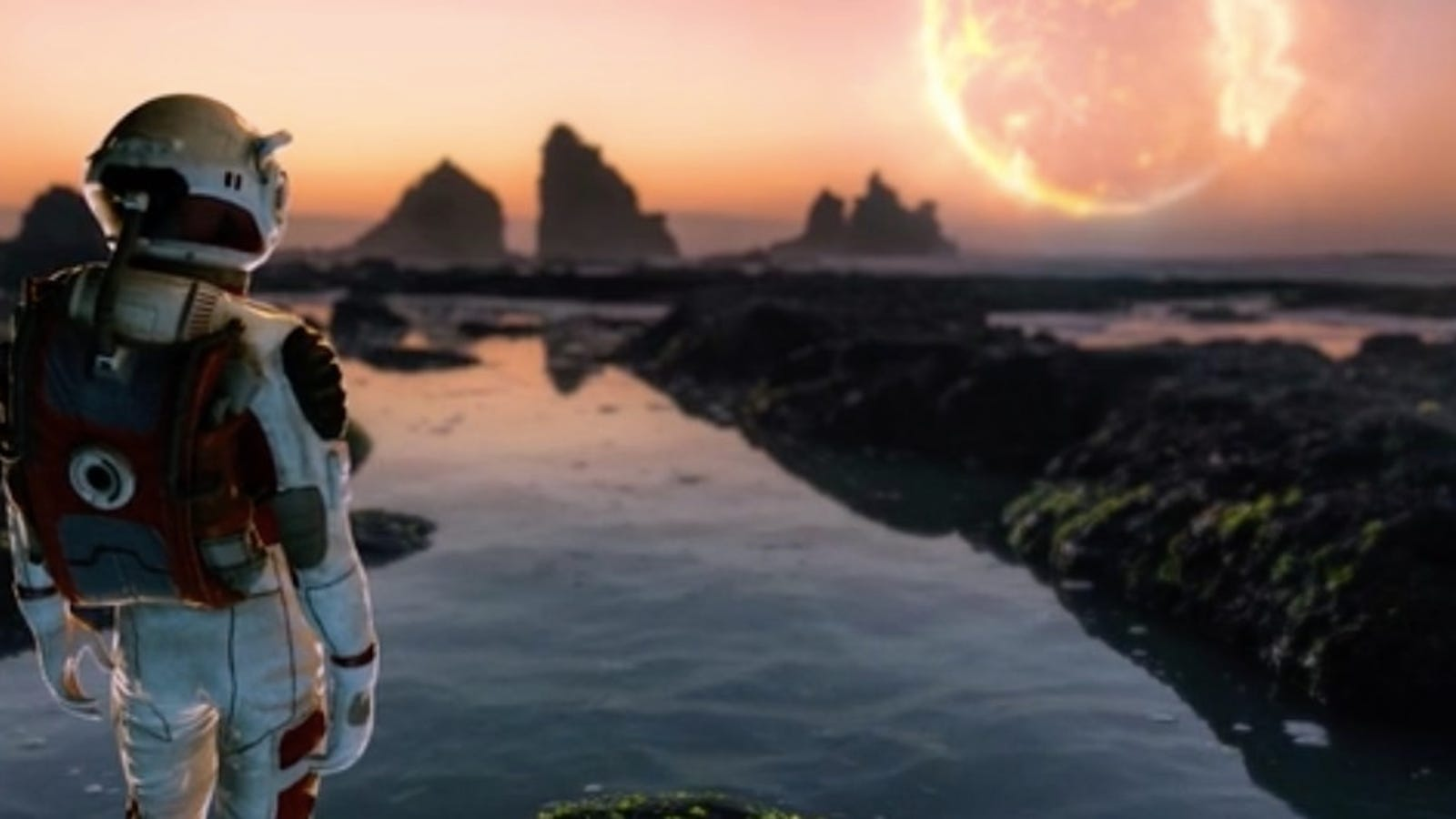 A Lonely Space Traveler Finds an Unexpected Lifeline in Sci-Fi Short Scavenger