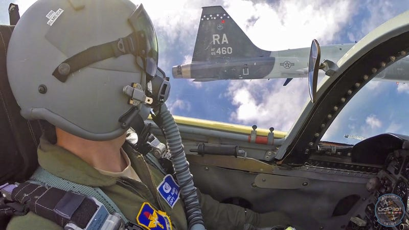 This Fighter Pilot Class Grad Video Will Make You Feel