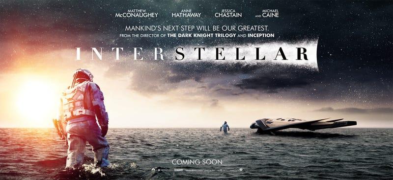 Illustration for article titled El último tráiler de Interstellar te dejará con ganas de (mucho) más