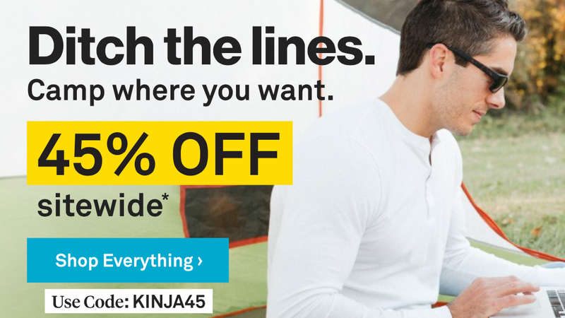 45% off Sitewide | Sunglass Warehouse | Promo code KINJA45BOGO Sunglasses | Sunglass Warehouse | Promo code BOGO
