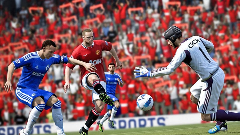 Illustration for article titled Besieged By Hackers, EA Tries To Stymie FIFA Phishing Scams