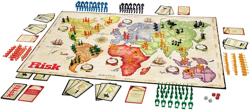 Risk is getting a complete makeover in 2016 in the board game world monopoly has undergone more facelifts over the past few decades than an aging movie star but now after going mostly unchanged for gumiabroncs Image collections