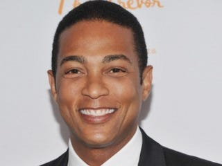 CNN anchor Don Lemon says black people need to give gay people a break.(Getty Images)