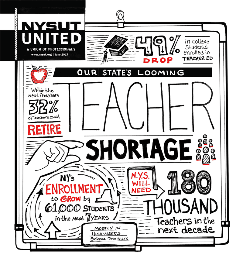 Illustration for article titled Here's Why Teachers Are Striking
