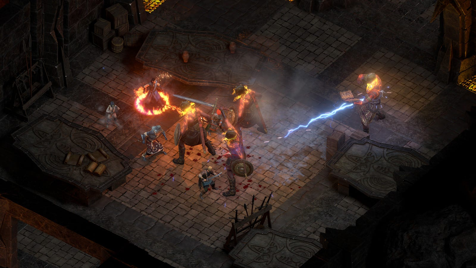 Pillars Of Eternity II Is Getting A Turn-Based Mode