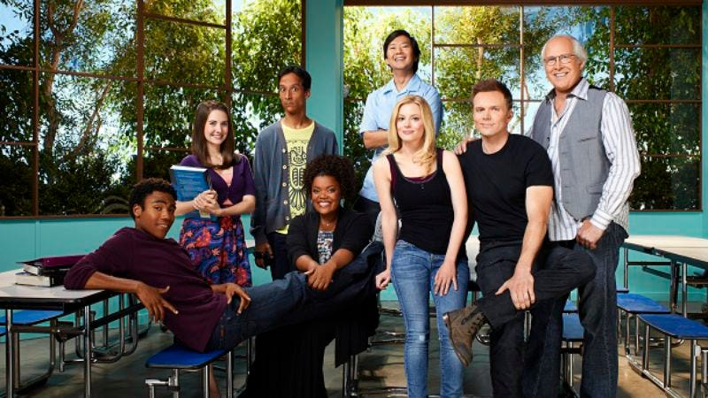Illustration for article titled Ratings roundup: Five reasons Community could see season four