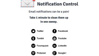 Illustration for article titled Notification Control Is a Launchpad for Cleaning Up Your Web Services' Email Notifications