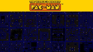 Illustration for article titled This is the World's Biggest Pac-Man Game