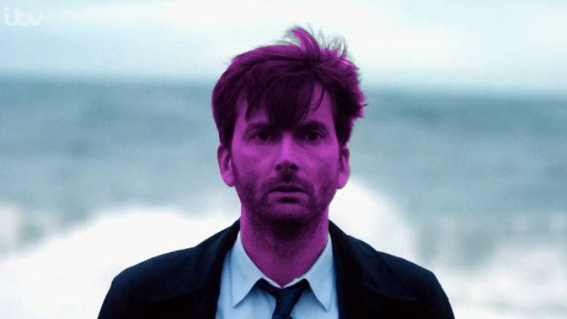 Illustration for article titled David Tennant to play villainous Purple Man in Netflix's Jessica Jones series
