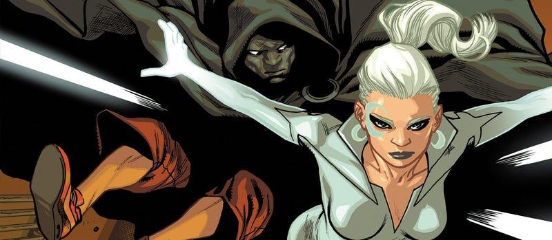 "Illustration for article titled Cloak & Dagger ""Level Up"" Reaction Thread"