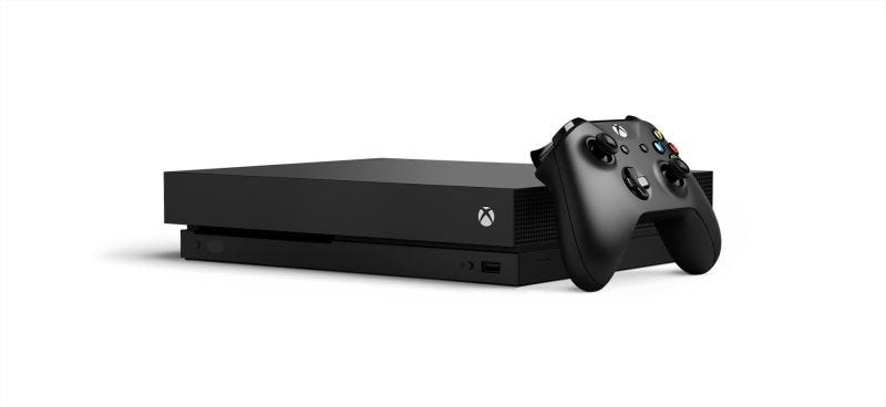 Illustration for article titled Estas son las características técnicas finales de la Xbox One X