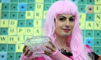 Illustration for article titled Transgender Woman Wins National Scrabble Tournament