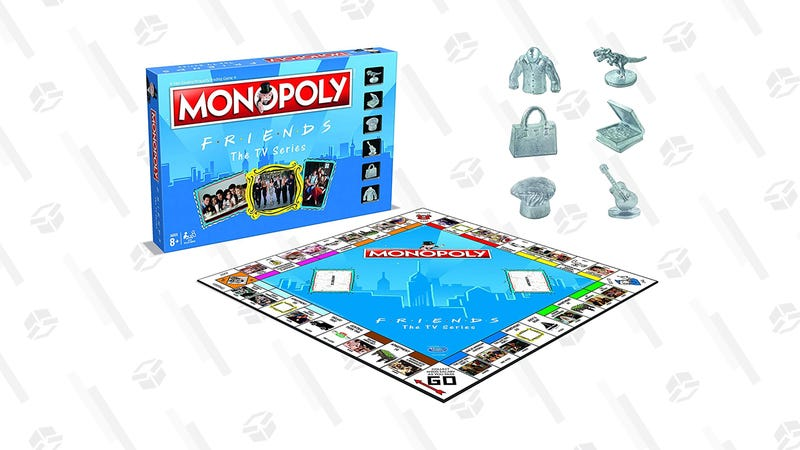 Friends Edition Monopoly | $45 | Amazon