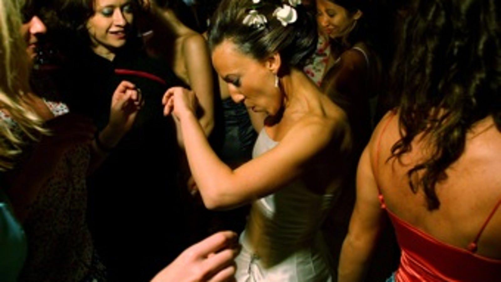 Hey, Mr  DJ: On Picking The Right Wedding Playlist