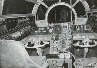 Illustration for article titled My Cockpit Tuesday Submission