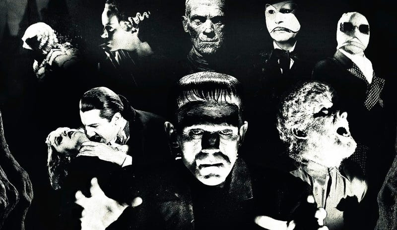 Illustration for article titled Universal's Monster-Verse Movies Aren't Even Going To Try To Be Scary