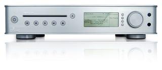 Illustration for article titled Olive Opus No. 5 HDD Jukebox Is Profit Margin Machine
