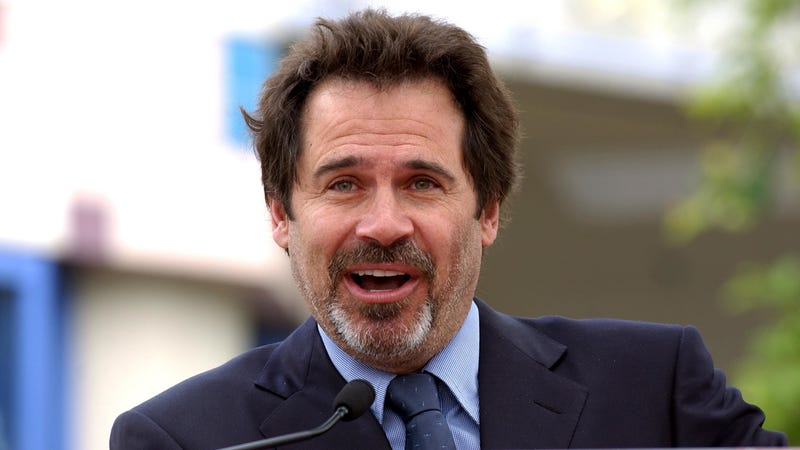 Illustration for article titled Sorry, but Dennis Miller already bowed out from writing any mean Michelle Wolf jokes