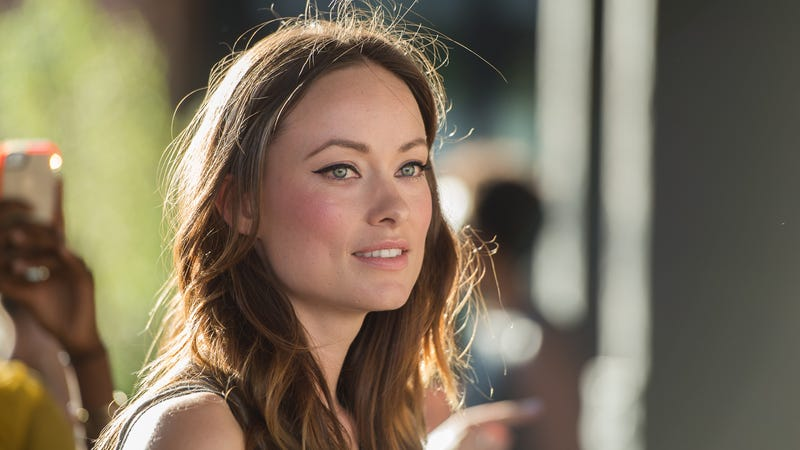 Illustration for article titled Christmas Comes Early for Olivia Wilde