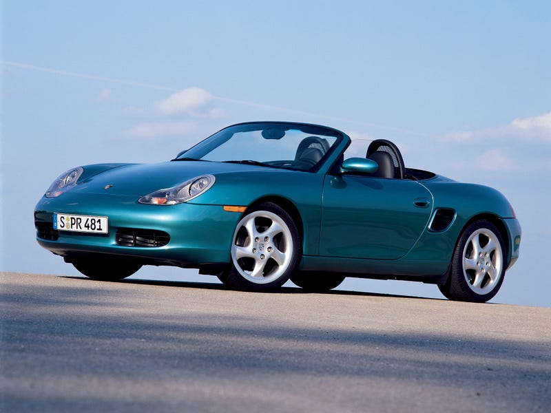 Illustration for article titled My Post Yesterday Has Me Looking at Porsches...