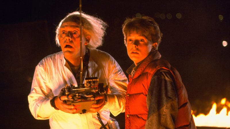 Illustration for article titled There Will Be Another Back to the Future OverRobert Zemeckis' Dead Body