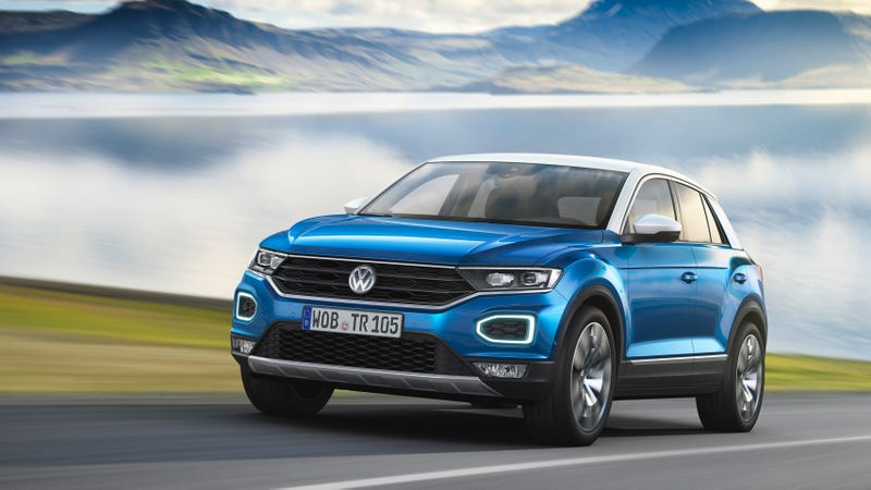Vw Of America >> The 2018 Volkswagen T Roc Probably Won T Come To America Which Is Silly