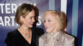 Holland Taylor Slid Into Sarah Paulson's DMs, and for That, We're All Grateful
