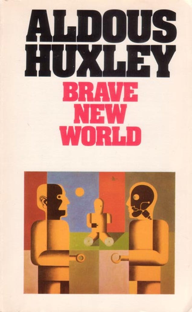 Anyone who has read Brave New World and or Frankenstein (essay help)?