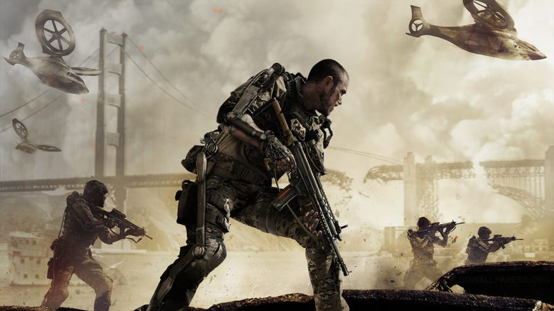 Illustration for article titled New Call Of Duty Doesn't Work With PS4's Share Play Feature (UPDATE)