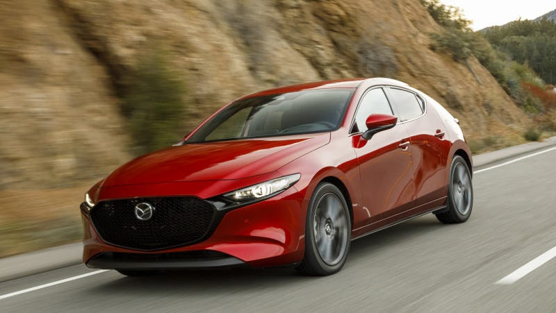 Illustration for article titled Mazda's 'Holy Grail' Engine Won't Be Very Powerful But Hot Damn the Fuel Mileage Is Good
