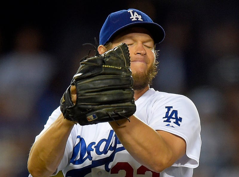 Illustration for article titled Clayton Kershaw Was Unreal Over His 41-Inning Scoreless Streak