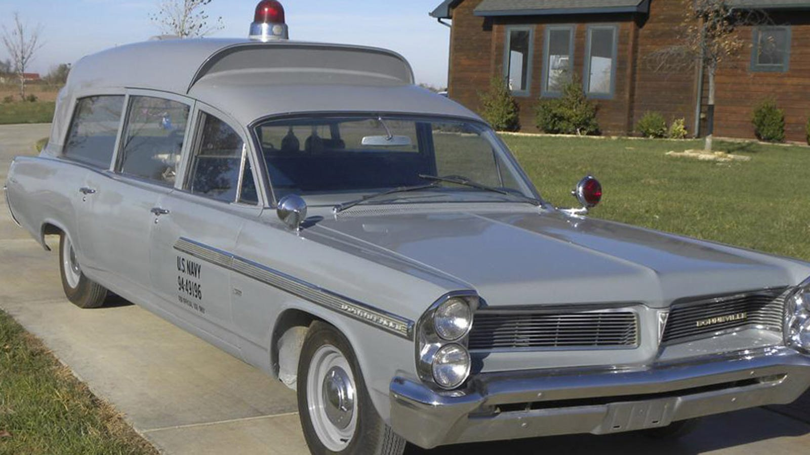 The JFK Ambulance Is A Fake