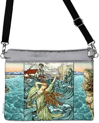Illustration for article titled Got my new iPad bag.