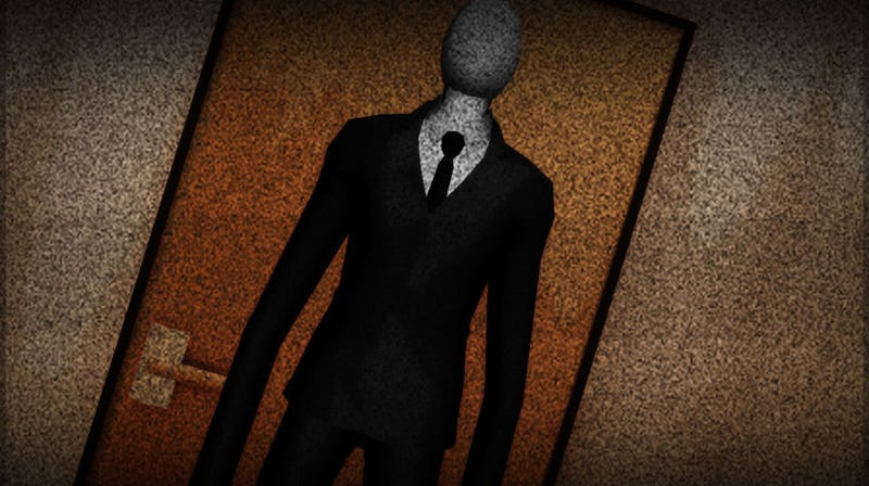 Illustration for article titled Creepypasta Wiki Issues Statement Saying Slender Man Isn't Real