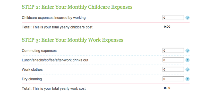 Illustration for article titled Calculate What It Will Cost To Be a Stay at Home Parent
