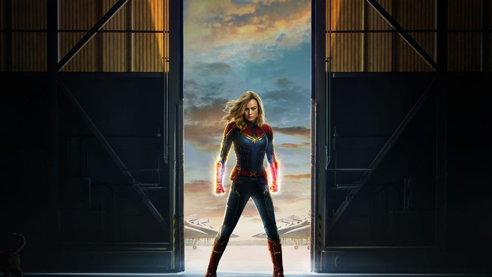 What We Loved About Captain Marvel (There's A Cat)