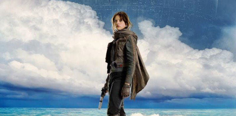 Illustration for article titled These International Rogue One Posters Are Just the Best