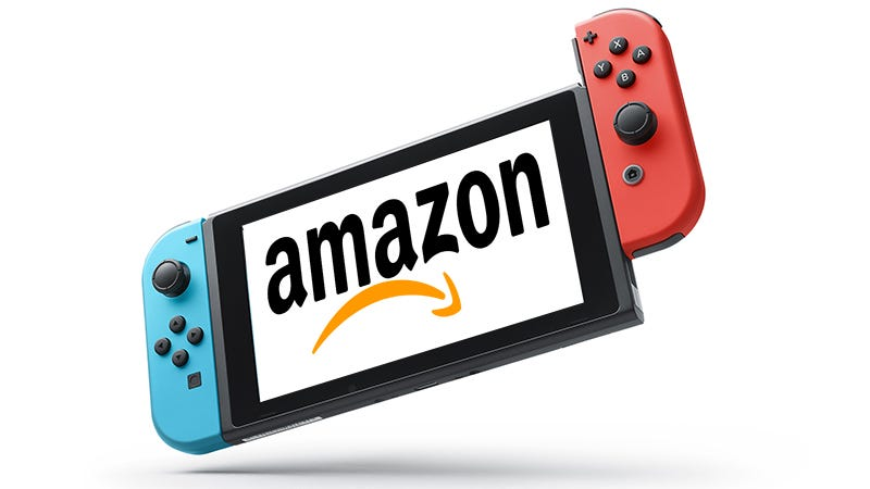 Illustration for article titled Sounds Like Amazon's Switch Shipments Are A Bit Of A Mess
