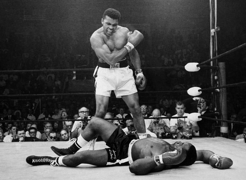 Illustration for article titled Kórházba került Muhammad Ali
