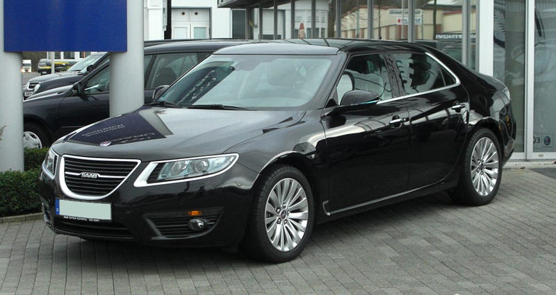 Illustration for article titled The Saab 9-5 is a damn attractive car