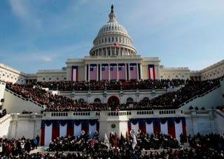 Illustration for article titled President Obama's Inaugural Address