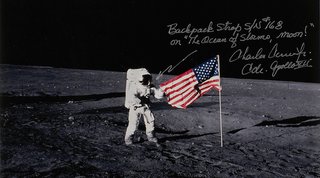 Illustration for article titled Fantastic Space Memorabilia Collection Auctioned for Nearly $700,000