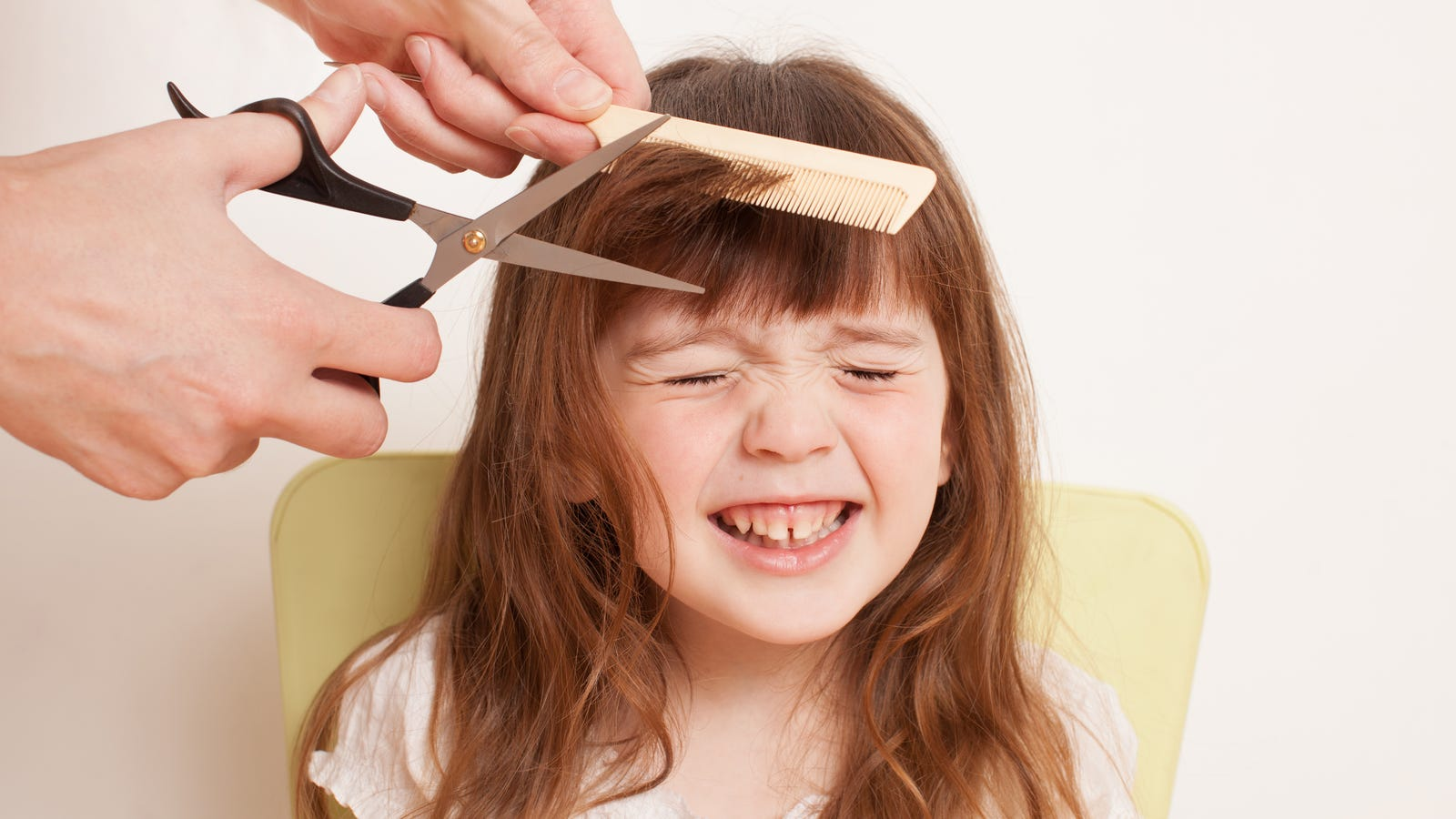 How To Cut Your Kids Hair